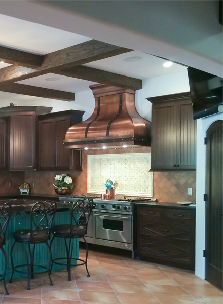 Bettina Range Hood