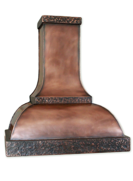Caprice Copper Range Hood